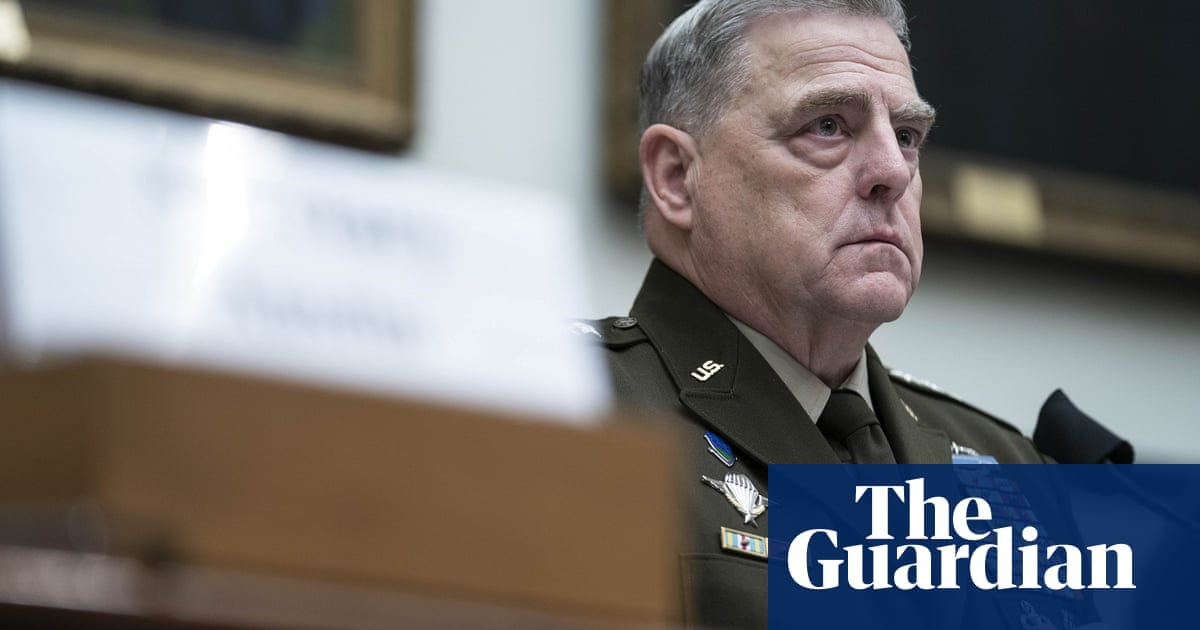 Top US general got into shouting match with Trump over race protests – report