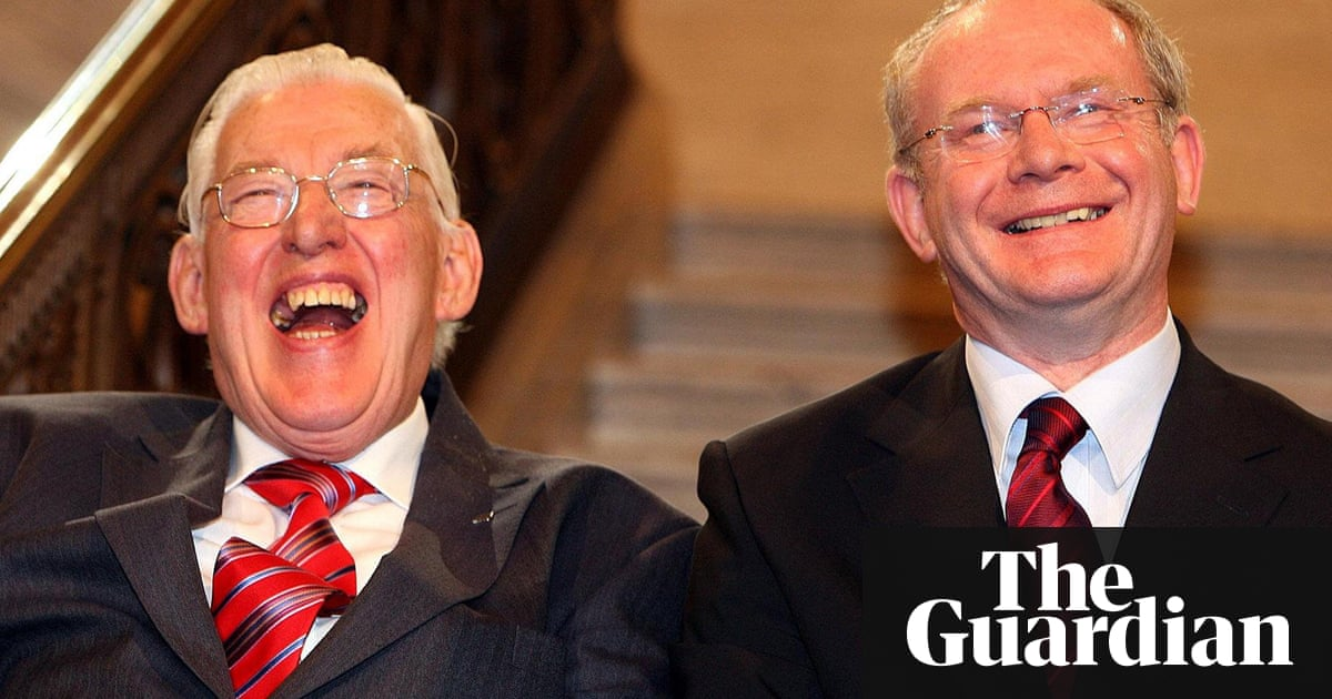 Why Put The Good Friday Agreement At Risk When Harmony Is Possible