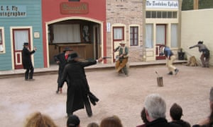 Tombstone Mayor Drops The Hammer On Gunfight Re Enactments