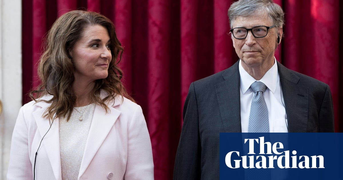 Bill Gates and Melinda French Gates finalize divorce, court document shows
