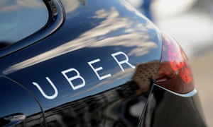 The data collected from Uber is anonymized, but still includes GPS coordinates, addresses and route maps.
