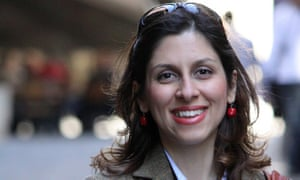 Zaghari-Ratcliffe was detained in April while trying to fly out of the country with her toddler daughter.