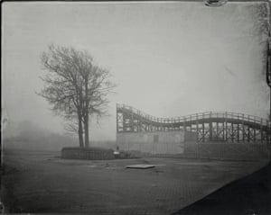 Scenic Railway (in fog), 2013-2015