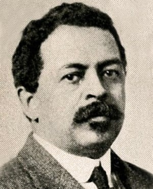 William Monroe Trotter in 1915.