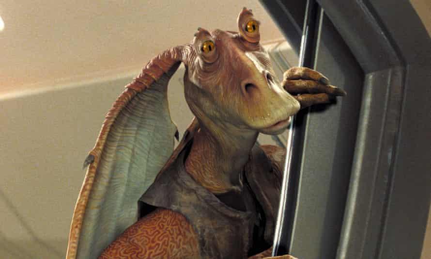 A still from Star Wars : Episode I - The Phantom Menace.