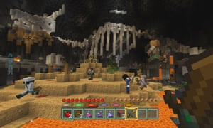 Minecraft Mini Games Coming To Xbox Playstation And Wii U