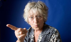 Still with a point to prove: Germaine Greer, author of The Female Eunuch.