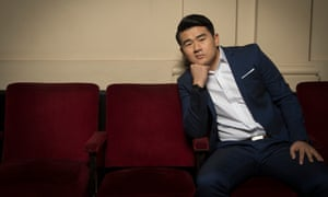 The pilot of Daily Show host Ronny Chieng's new series, International Student, debuts on ABC iView tonight