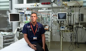 Dr Malik Ramadhan, in charge of A&E at the Royal London hospital, helped victims of the London Bridge attack and was given an OBE.