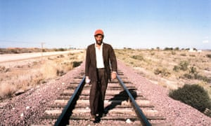 Harry Dean Stanton in Wim Wenders's 1984 masterpiece, Paris, Texas, which showed Robby Müller at his most poetic.