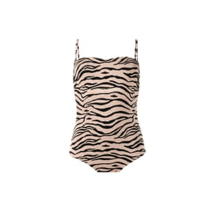 1 Tiger print, £190, by Prism, from brownsfashion.com