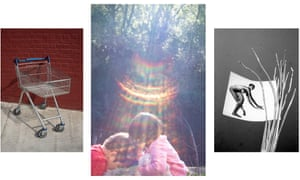 Photographs by (left to right): Eamonn Doyle (Dublin), Rinko Kawauchi (Chiba, Japan) and Liz Johnson Artur (Brighton).