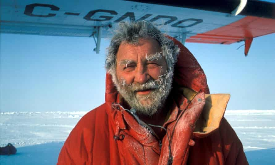David Bellamy in On Top of the World, 1987.