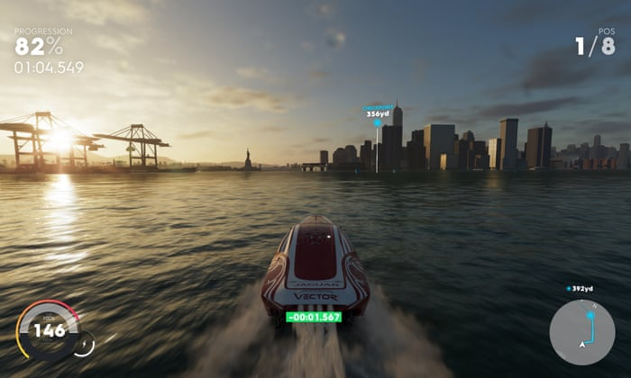 The Crew 2 review – racing simulator takes the long and grinding