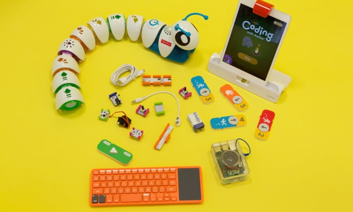 How to make computer coding child's play | Technology | The Guardian