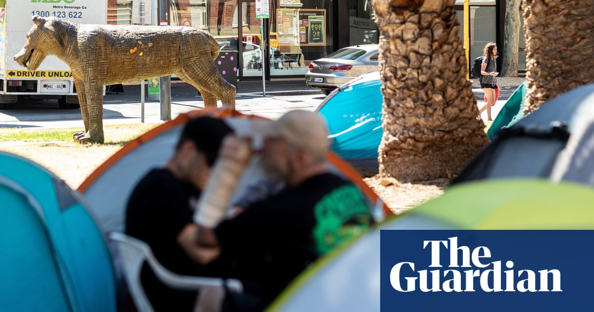 Western Australian government seizes control of Fremantle's tent city