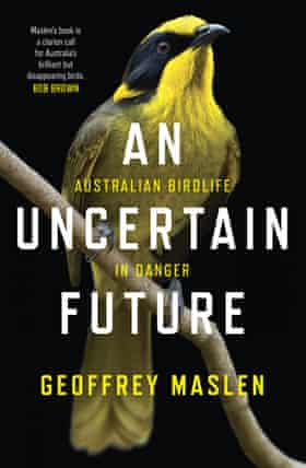 An Uncertain Future by Geoffrey Maslen, published through Hardie Grant Books.