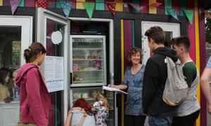 Frome community fridge