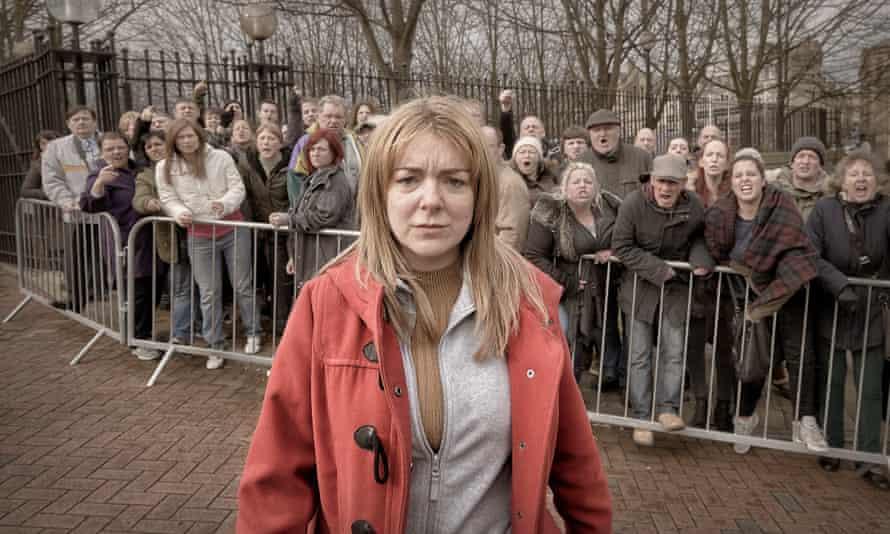 Sheridan Smith in The Moorside.