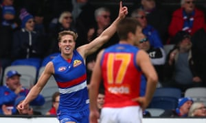 AFL round eight, Bulldogs v Lions