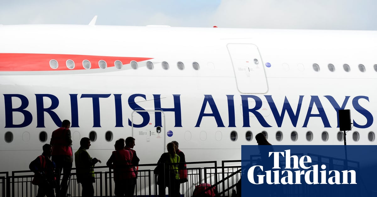 British Airways IT glitch causes chaos for holidaymakers