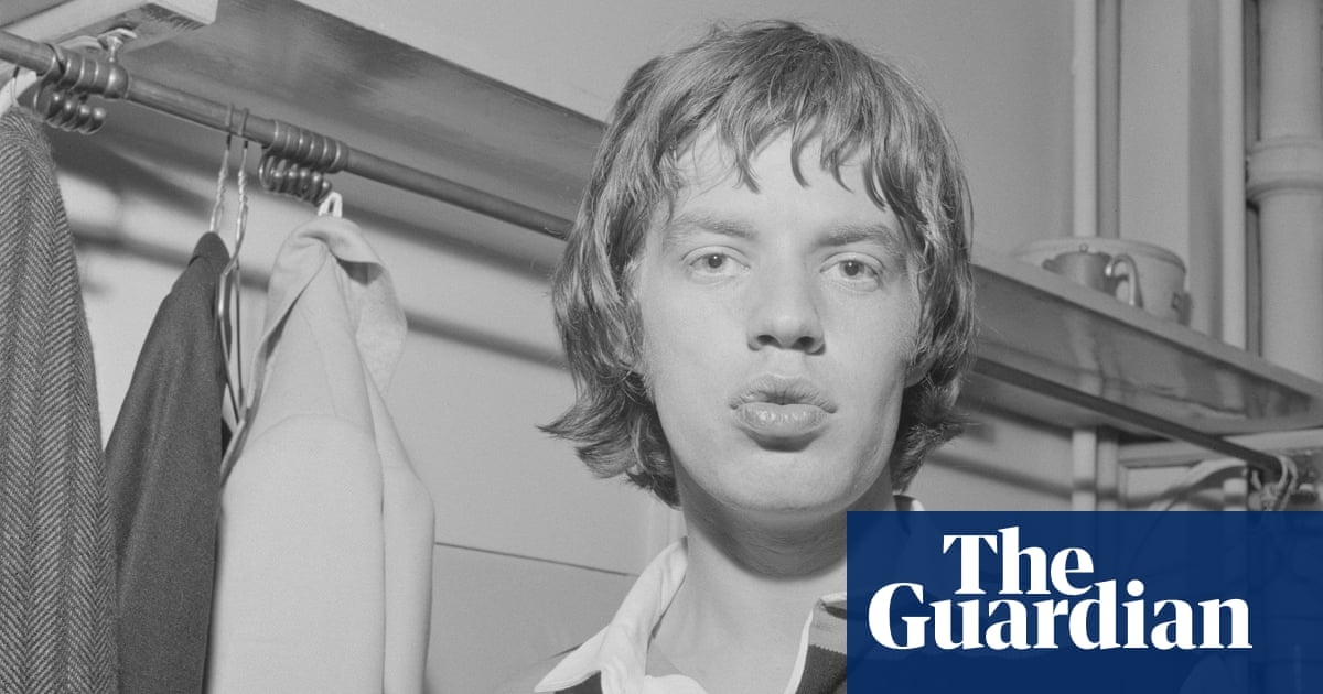 'Something had gone horribly wrong': me, Mick Jagger and the lost autobiography