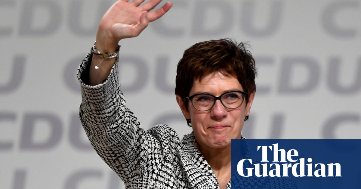 Who is Annegret Kramp-Karrenbauer, the new leader of Germany's CDU?