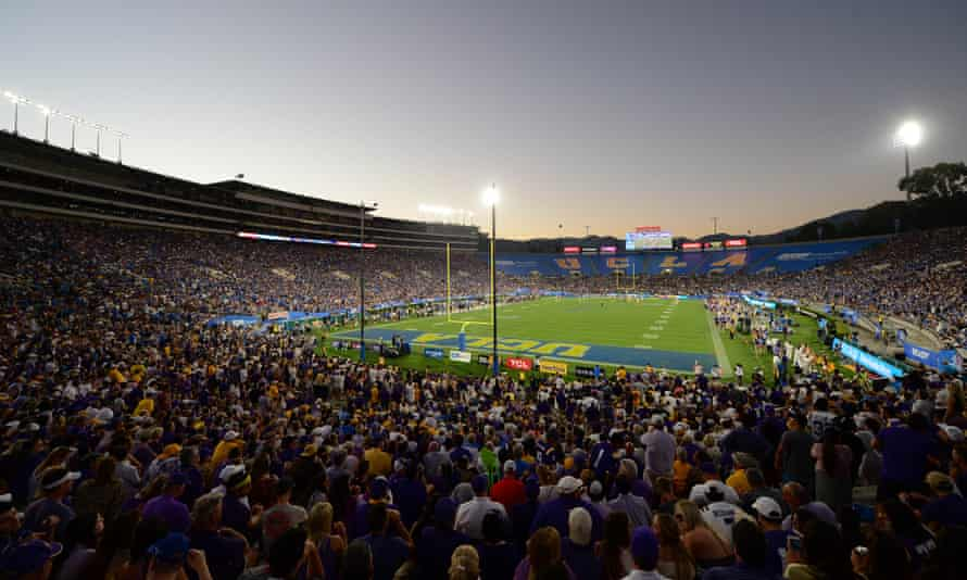 College sports attract huge crowds, generating billions of dollars in revenue