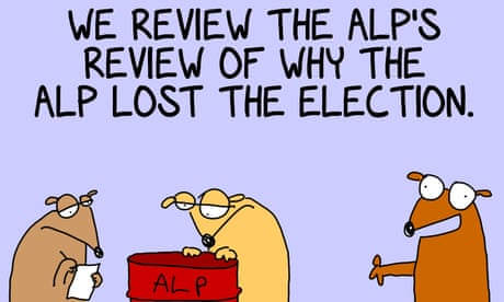 It's time! The ALP are doing some soul-searching to figure out how they so completely screwed up