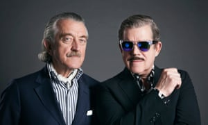 Yello: playing live for the first time.