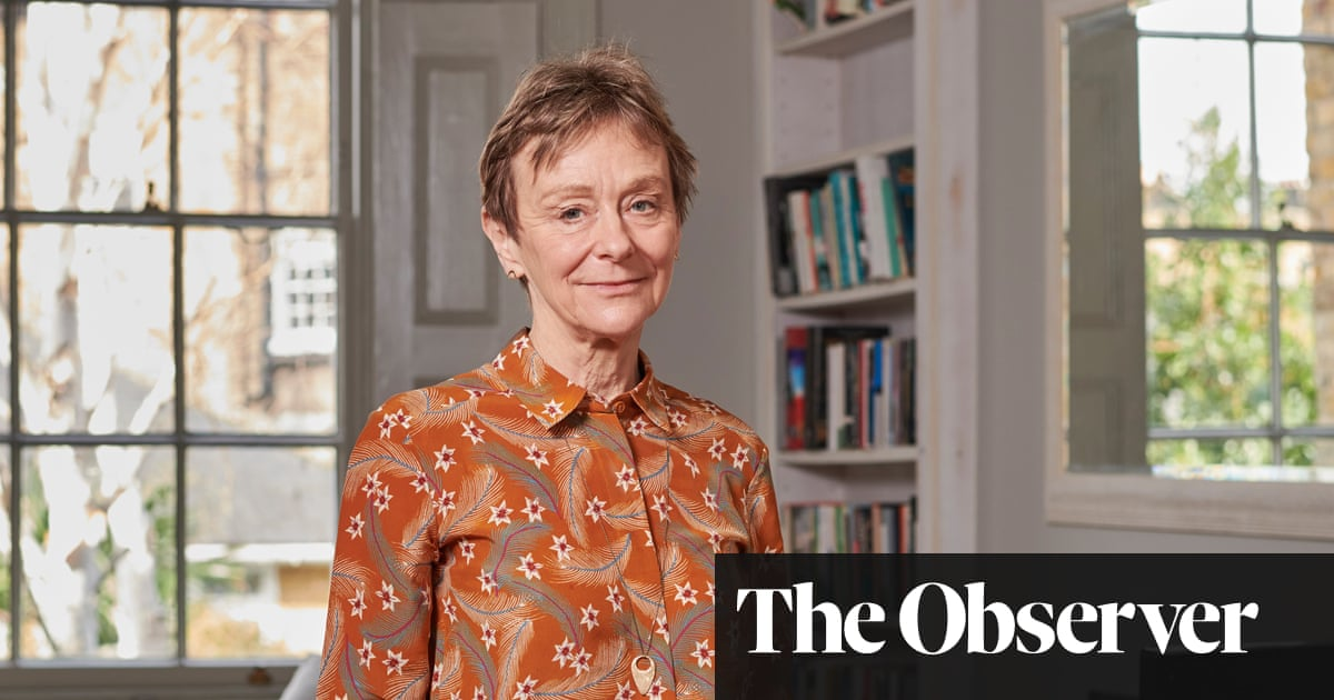 Nicci Gerrard: 'Dementia is more scary when you try not to think about it'
