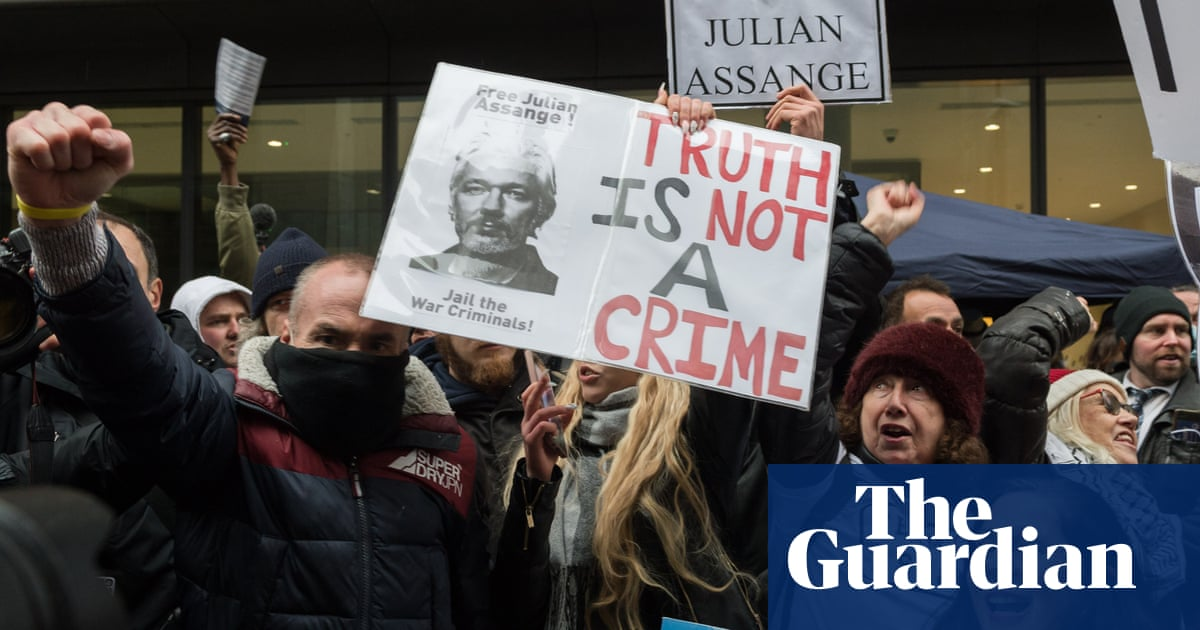Julian Assange verdict does little to protect press freedom