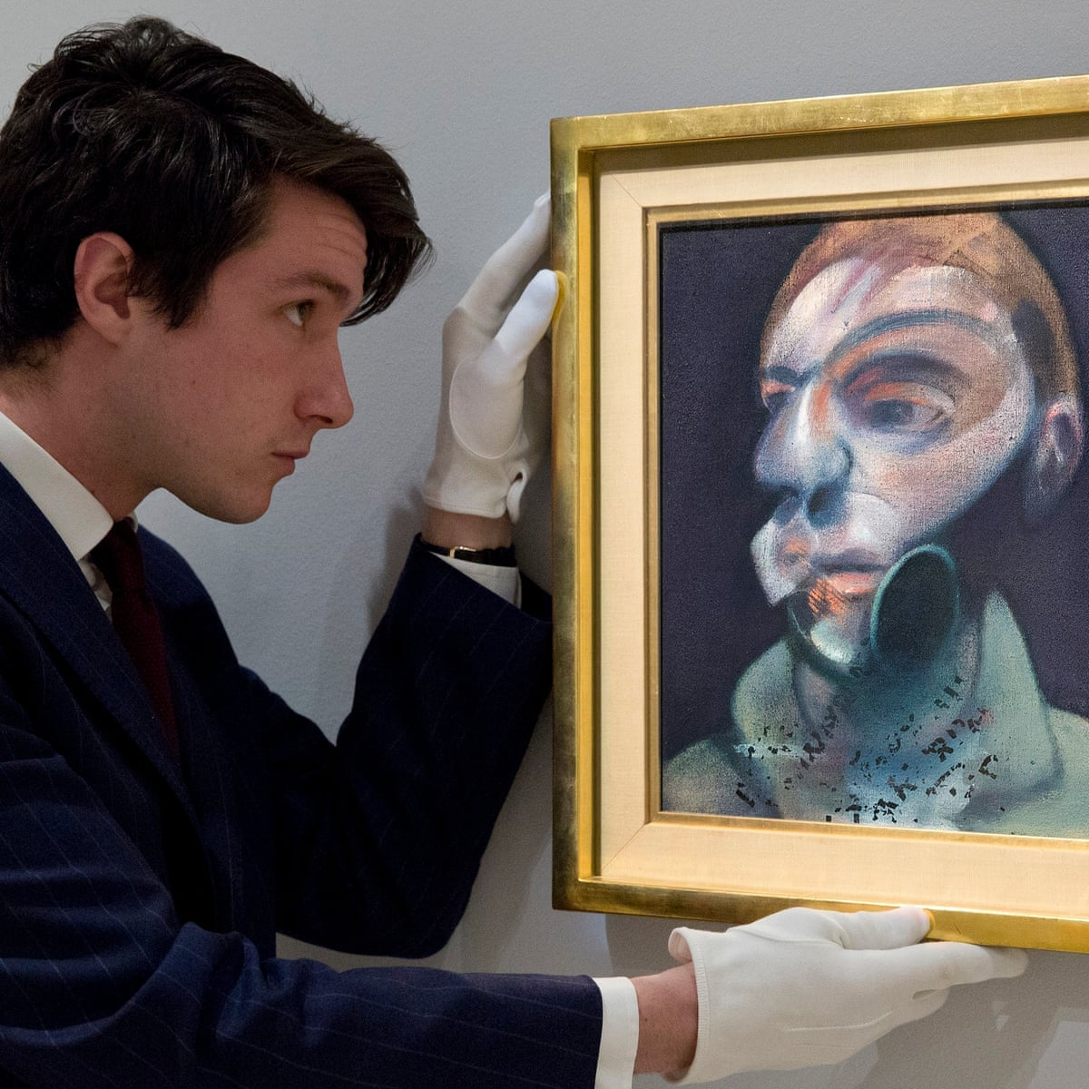 How to move a masterpiece: the secret business of shipping priceless  artworks | Art | The Guardian