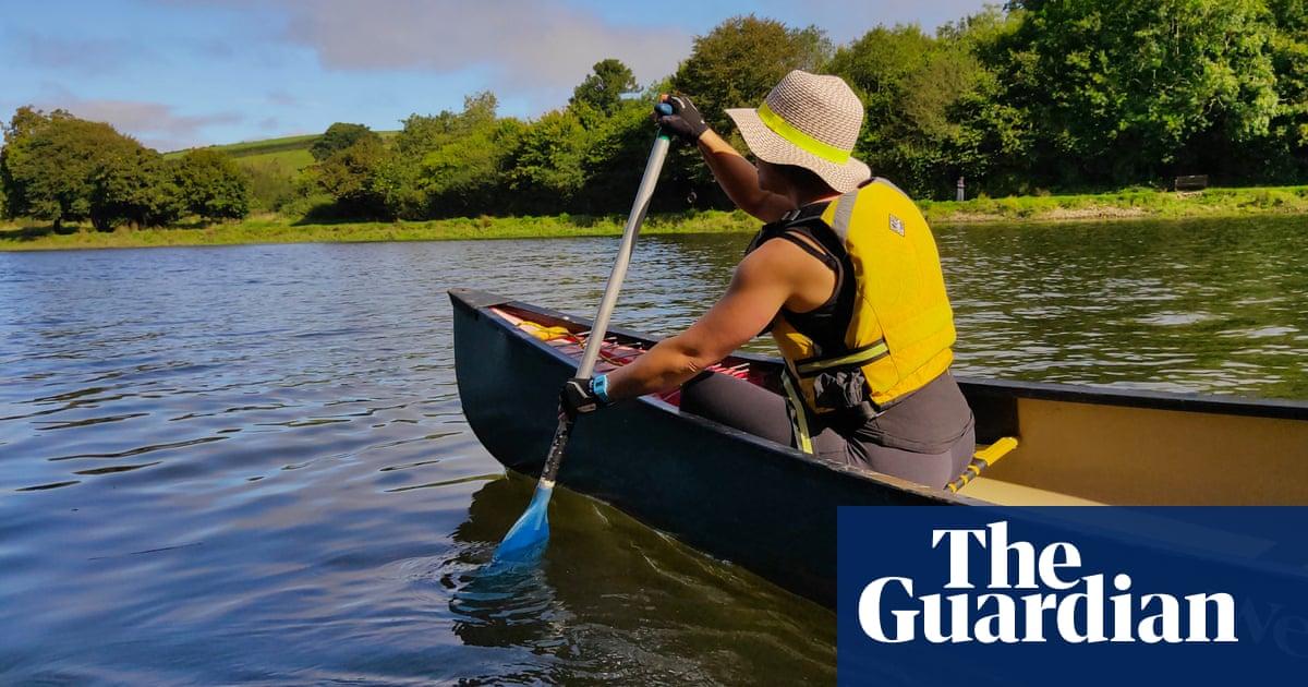 Canoeing and mindfulness retreat, Devon