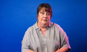 Kathy Burke … Offering her own withering perspectives as she finds out about her subjects' lives.
