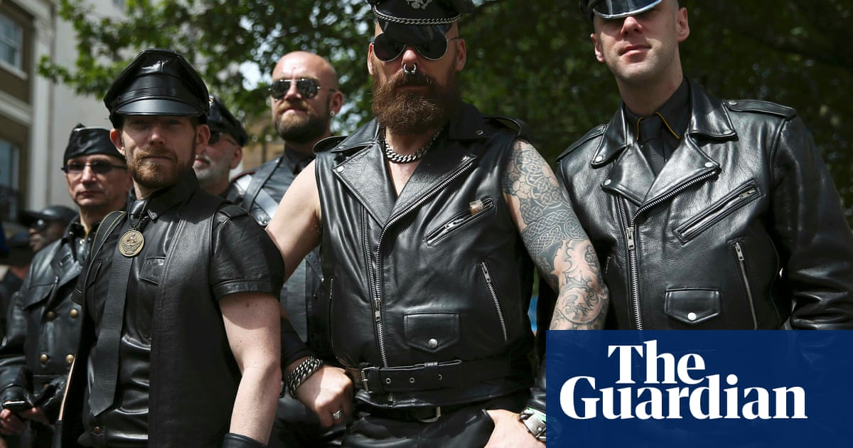 Why is the gay leather scene dying?
