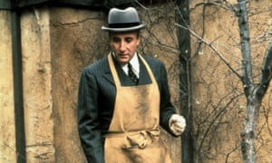 Peter Sellers in Being There (1979). Photograph: Allstar/Lorimar