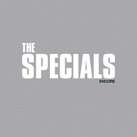 The Specials: Encore album artwork
