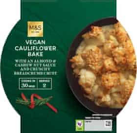 Vegan Cauliflower Bake