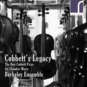 Cobbett's Legacy: The New Cobbett Prize for Chamber Music album artwork.