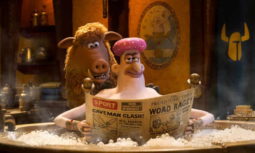Box office contender … Early Man arrives in UK cinemas this weekend.