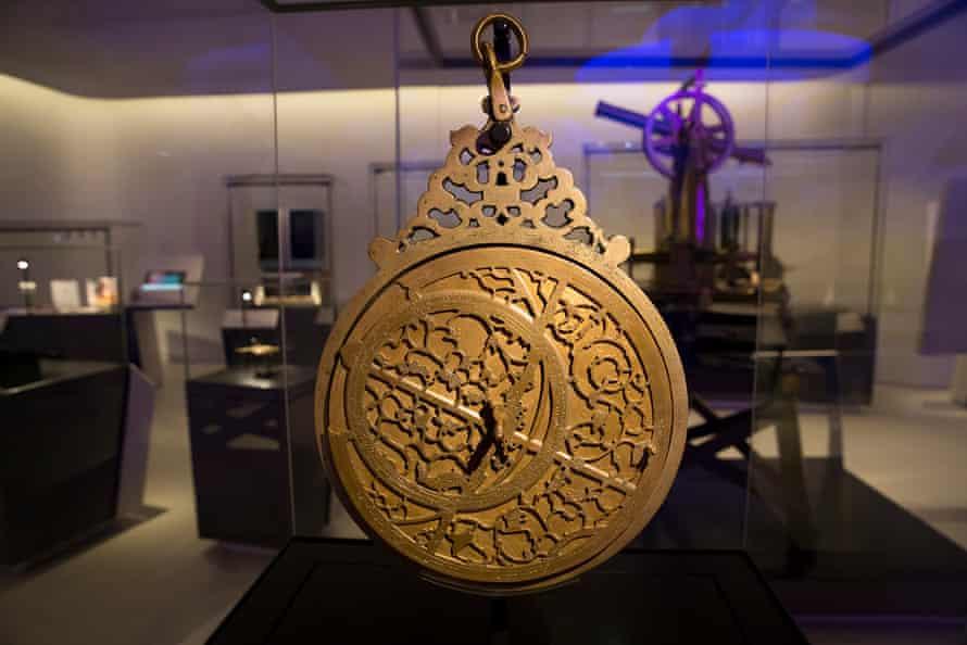 Astrolabe, 1666.