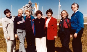 First female astronaut trainees