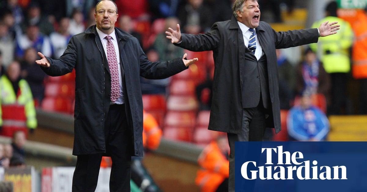 Sam Allardyce And Rafael Benitez Feud Adds Spice To Tyne Wear Derby Rafael Benitez The Guardian