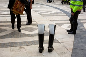 Silent Ceremony, Guildhall Yard, City of London, 2014