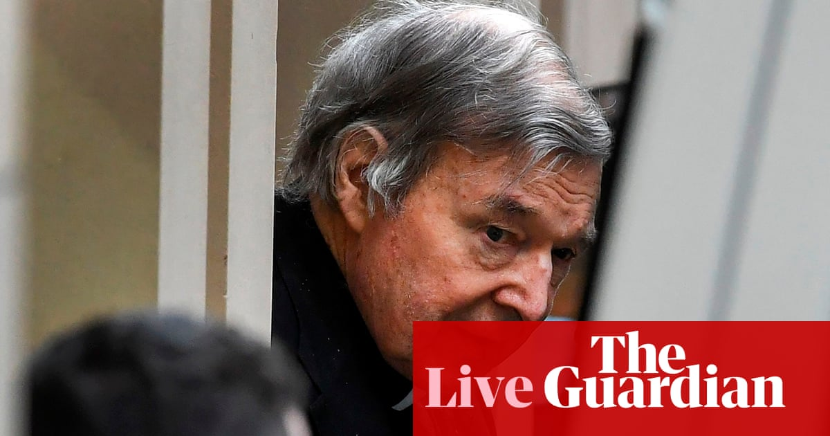 George Pell appeal: cardinal faces final high court decision – latest news