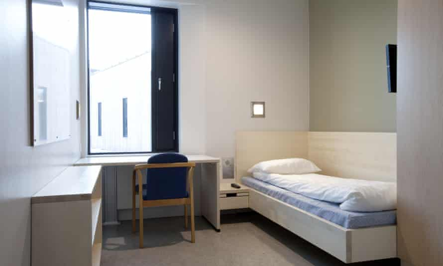 'Environments that are actually conductive to rehabilitation' … Halden prison in Norway.