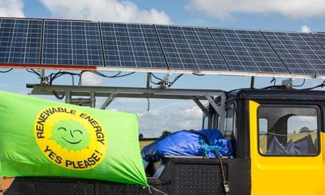 Reasons to be cheerful: a full switch to low-carbon energy is in sight
