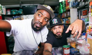 Desus and the Mero Chain: Viceland hosts Desus and Mero.