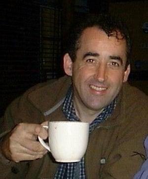 Maria's husband Brian